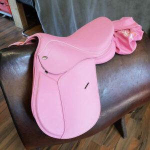 Produktfoto Tekna Club Sattel glatt rosa